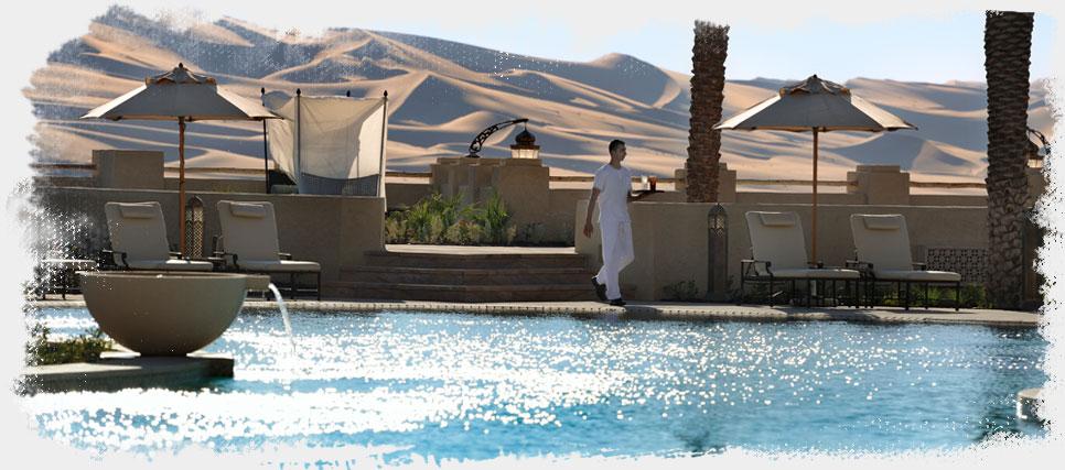Qasr Al Sarab Desert 沙漠皇宫酒店