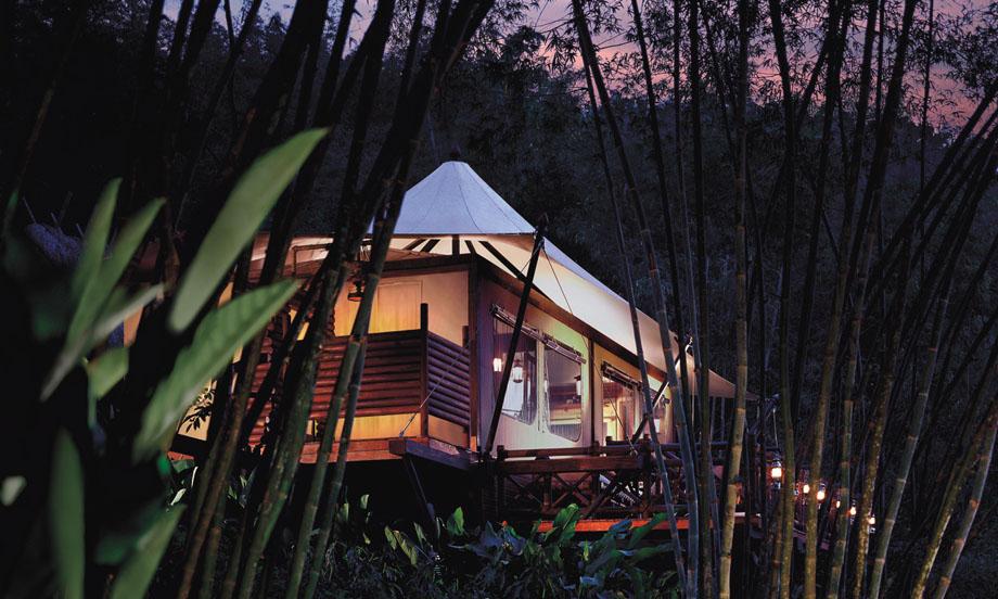 帐篷度假村