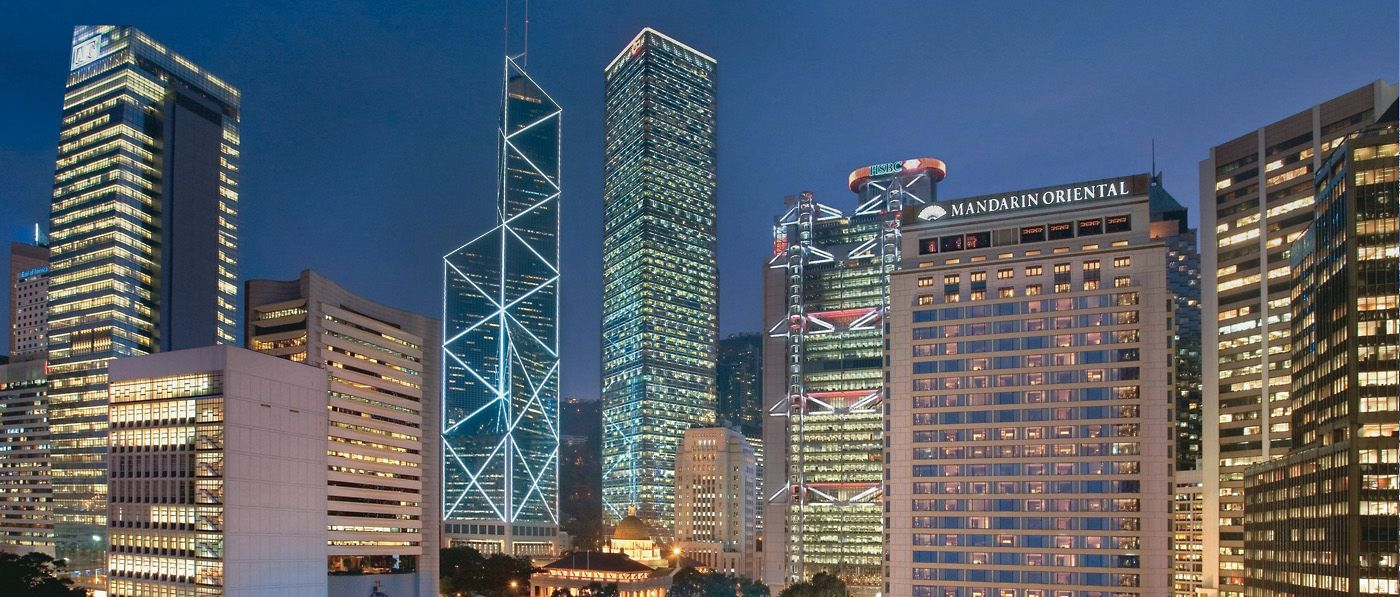 香港文华东方酒店