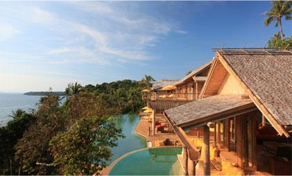 Soneva Kiri , Koh Kood ,Thailand