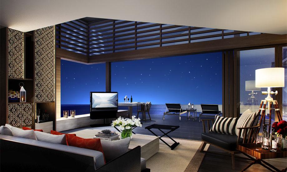 【川航】马尔代夫神仙珊瑚岛hideaway beach resort &