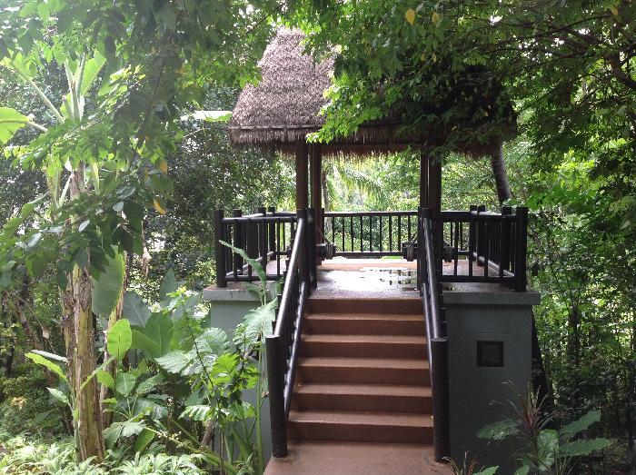 巴厘岛 休憩亭